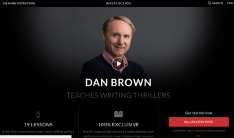Recension: Dan Browns bestsellerformel på Masterclass